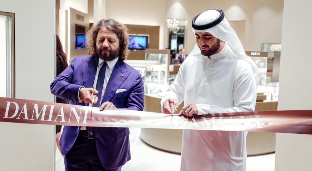 تعزز وجودها في الشرق الأوسط مع افتتاح متجر جديد في دبي مول