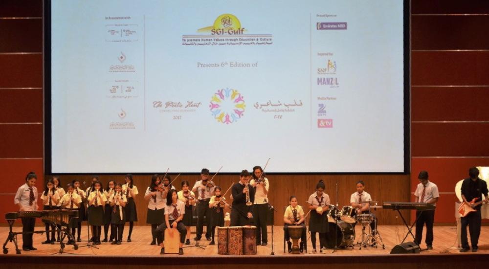 """سوكا جاكاي الدولية الخليج تعلن عن إطلاق النسخة السابعة من """"قلب شاعري"""""""
