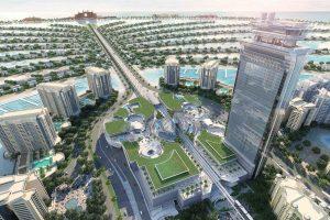 فندق سانت ريجيس دبي، النخلة يستعد للإفتتاح في مايو