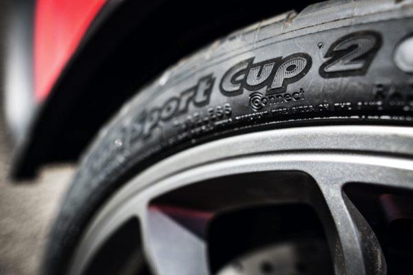 إطار Pilot Sport CUP2 CONNECT الجديد من ميشلان أداء أسرع وعمر أطول ومجهز للعمل مع تقنية Connect بشكل كامل[1]