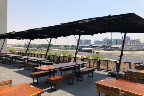 مطاعم واجاماما تفتتح الفرع التاسع لها بالإمارات في موتور سيتي دبي