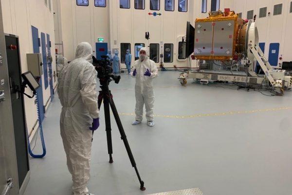 يورونيوز تتحدث إلى وزيرة دولة الإمارات للعلوم المتقدمة قبل إطلاق مهمة المريخ