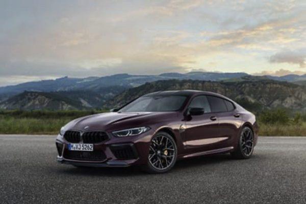 مسقط- طرح طرازات M من BMW الفئة الثامنة