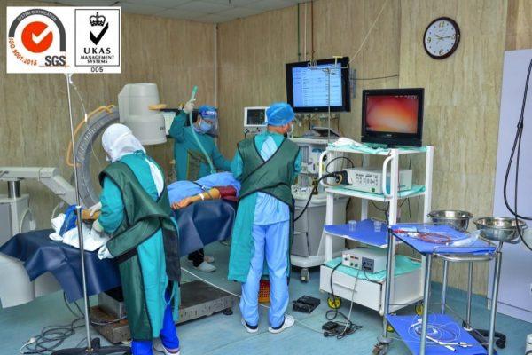 3637 كشف طبي و409 أشعة فيبروسكان و60 جراحة استئصال أورام بالكبد
