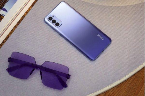 أوبو تعزّز مجموعة هواتفها من سلسلة رينو4 عبر طرح لون جديد