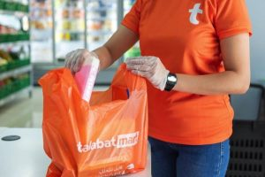 طلبات تضع يدها في يد بنك الإمارات للطعام