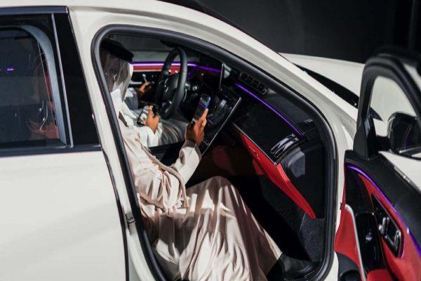 سيارة S-Class الجديدة من مرسيدس-بنز