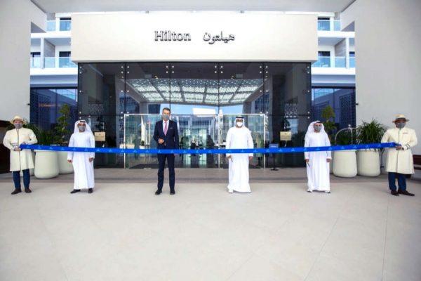هيلتون أبوظبي جزيرة ياس، أحدث منتجعات العاصمة الإماراتية،
