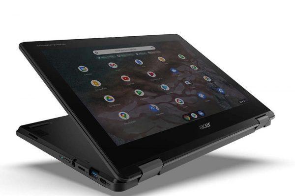 آيسر تطلق جهازي Chromebook جديدين