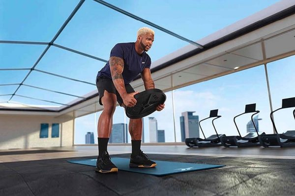 ريبوك تكشف عن الحذاء الرسمي الجديد للّياقة البدنية (نانو إكس 1)