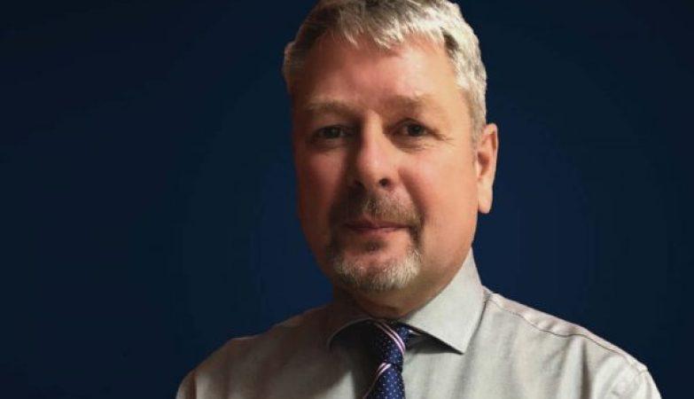 """""""مياه وكهرباء الإمارات"""" تُعلن تعيين آندي بيفين مديراً جديداً لدائرة مشتريات السعة"""