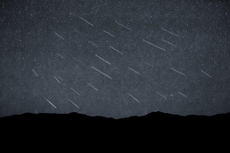 Meteor Shower Flickr
