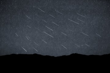 Meteor Shower Flickr