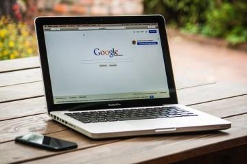 Google Laptop Pexels