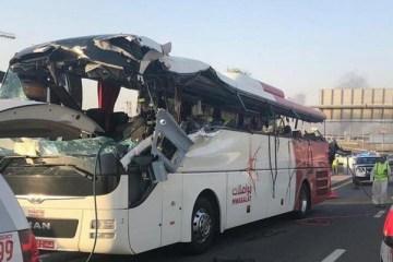 Oman bus driver dubai crash imprisonment
