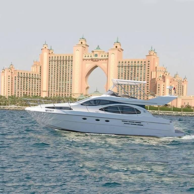 Genesis 2 yacht Dubai luxury