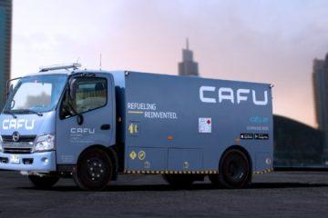 Cafu Dubai fuel delivery refuel petrol