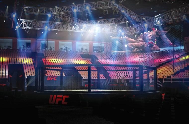 UFC 229 Abu Dhabi The Arena du Arena