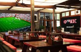 Offside Bar JBR Dubai JA Ocean View Hotel