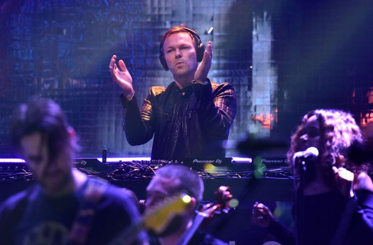 Pete Tong COde DXB Ibiza legend dance music