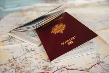 Iranian Dubai Filipino Passport Forged Fake Resident Visa Employment