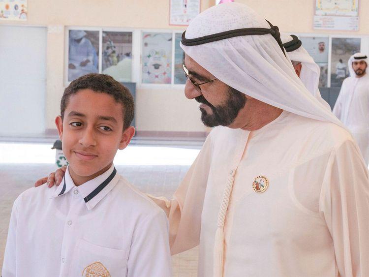 Sheikh Mohammed Kalba bus hero