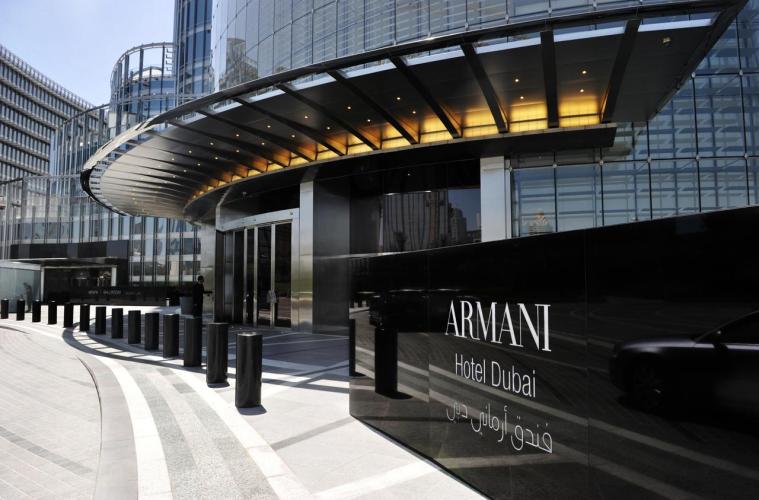 3BK Dubai Burj Khalifa Dining Downtown