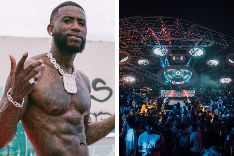 Gucci Mane 60 dhs flex nightclub Drai's