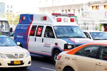 Dubai Smart Ambulances are coming soon