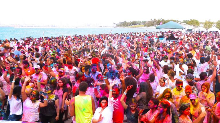 Holi Beach Festival