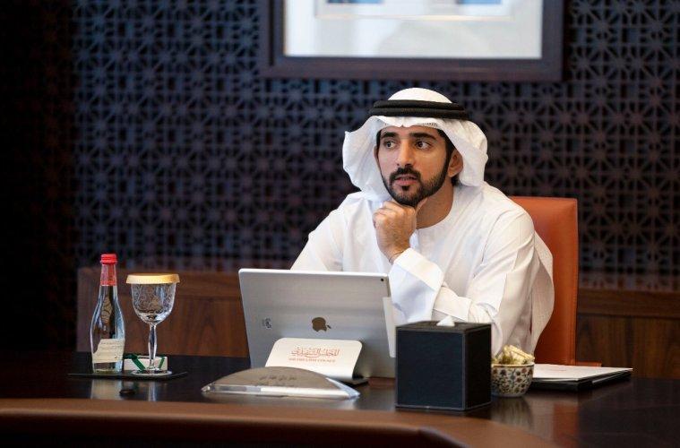 Dubai Crown Princes urges Dubai to stay home
