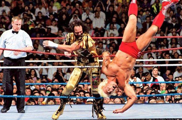 Stream WWE for free in Dubai