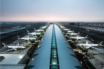 Dubai International Airport Sterilisation