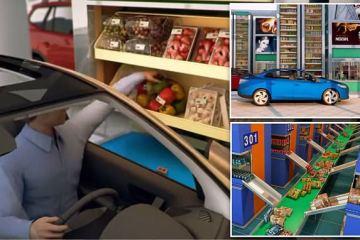 Drive-thru shopping launched in Dubai