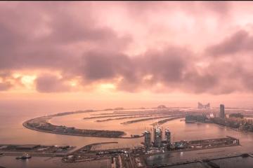 Amazing Dubai time-lapse video