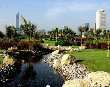 Parks in Dubai to re-open