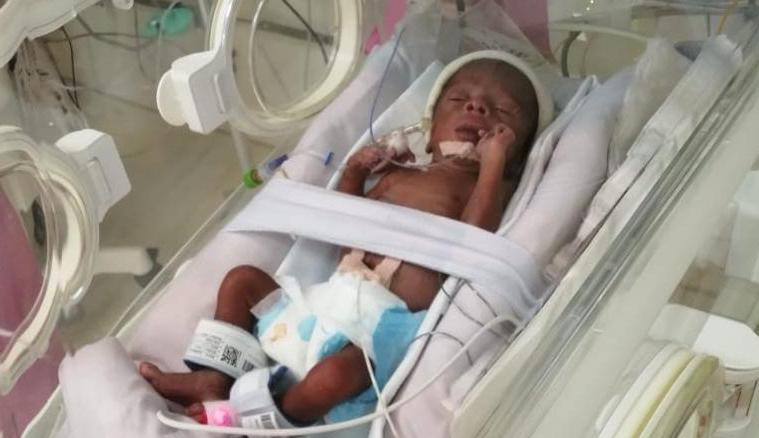 Nigerian woman stranded in Dubai with quadruplets and huge hospital bill
