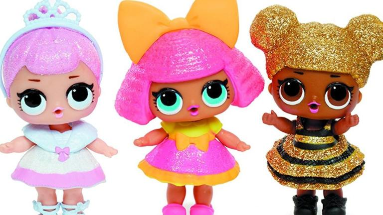 Parents get a nasty surprise with the LOL Dolls range