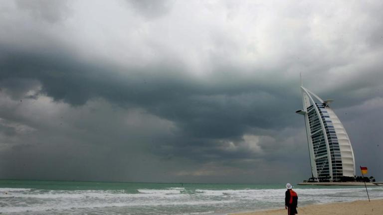 Dubai enters 'rainy season' as heavy rain recorded across UAE