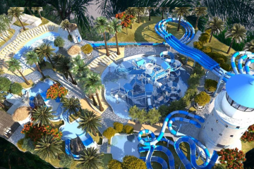 There's a brand new waterpark coming to Dubai