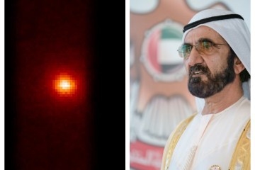Sheikh Mohammed shares first photo of Mars taken by UAE probe
