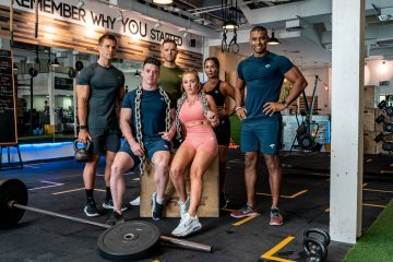 Win a full set of Gym Clothing Co clothes
