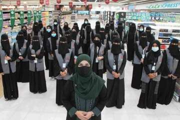 UAE hypermarket LuLu opens first women-run store in Saudi Arabia