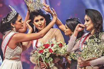 Mrs World arrested over Sri Lanka pageant bust-up