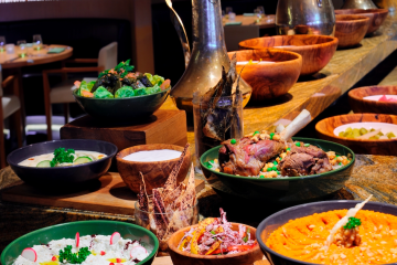 Break your fast with Iftar at the JW Marriott Marquis
