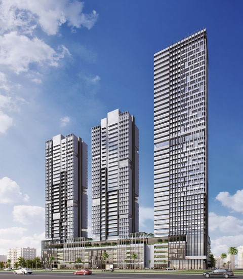 Enabling works for Dubai's Bloom Towers have commenced, the project's developer announced
