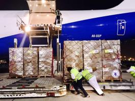 Sheikh Mohammed bin Rashidordered emergency relief supplies to Haiti, which is expected to be severely affected by Hurricane Irma.