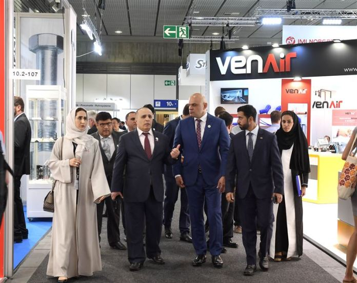 RTA exhibits mass transit projects at InnoTrans 2018