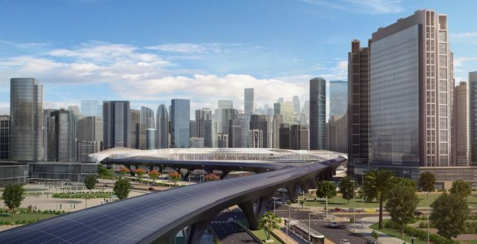 Construction of the Hyperloop commercial track as well as HyperloopTT's XO Square Innovation Centre and Hyperloop Experience Centre is targeted to begin in Q3 2019.