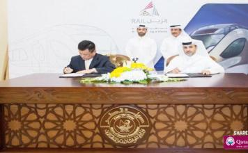 Qatar Rail Signs New Agreements to Purchase 35 Additional Trains